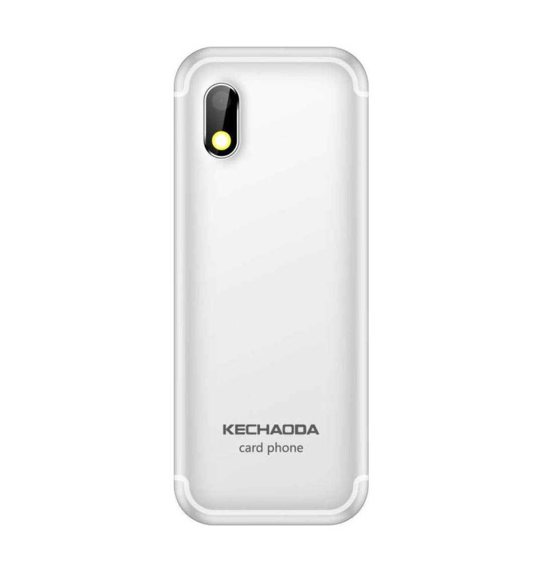 kechaoda k115 Dual sim mobile phone ( SILVER ,GOLD,ROSE GOLD) WITH A CHERGER FREE