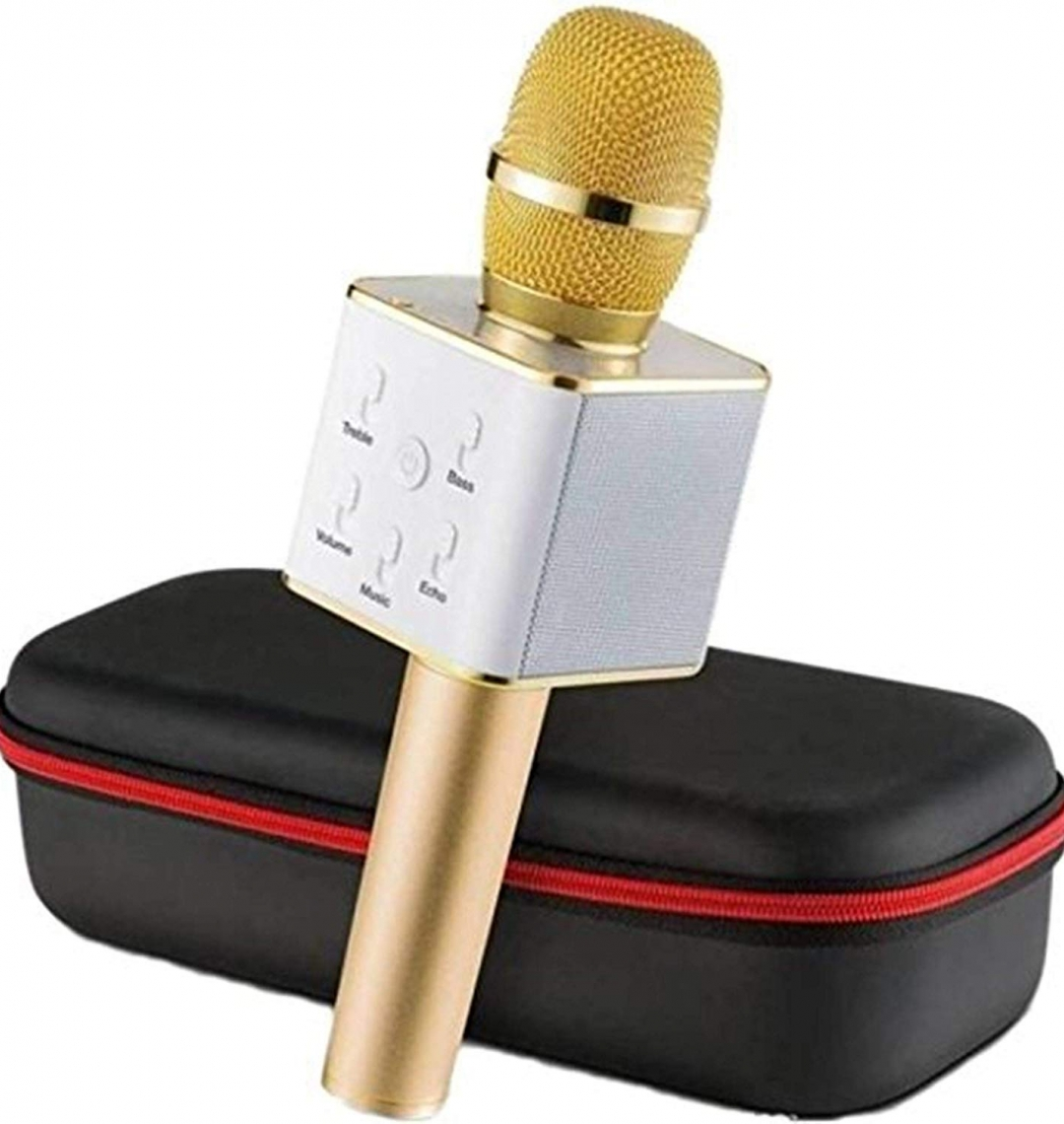 UniZoom WS-858 Wireless Bluetooth Microphone for All Android