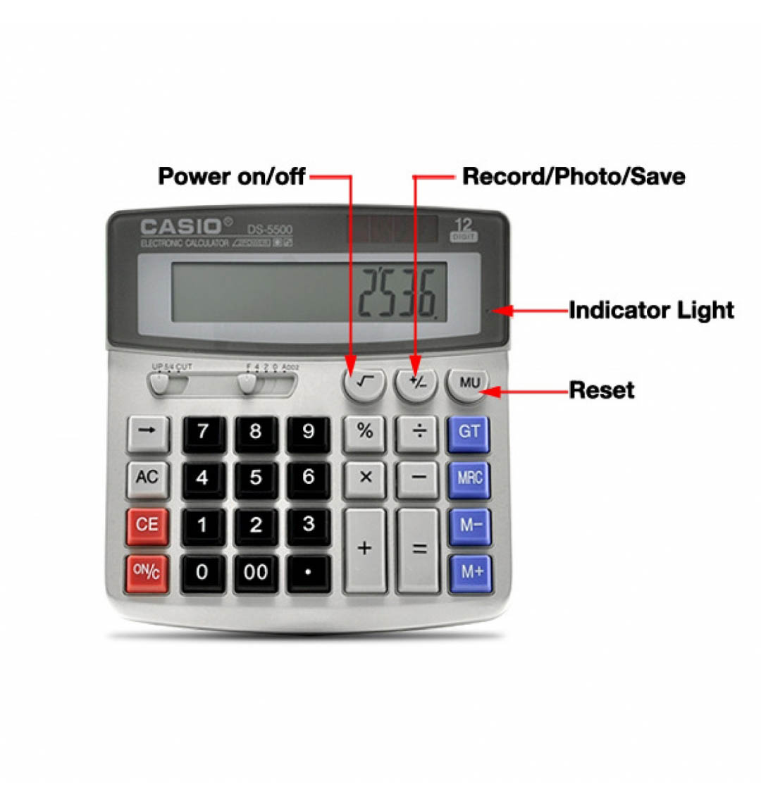 LATEST SPY CALCULATOR CAMERA