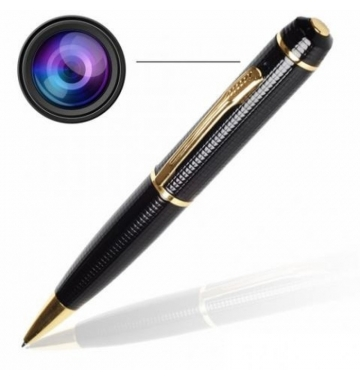 32 GB Inbuilt HD 5 Mega Pixel Spy Pen Hidden Camera Audio/Video Recording