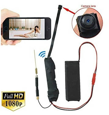 HD Mini H.264 1080P P2P IP Camera Wifi Surveillance CCTV Security Module Hidde