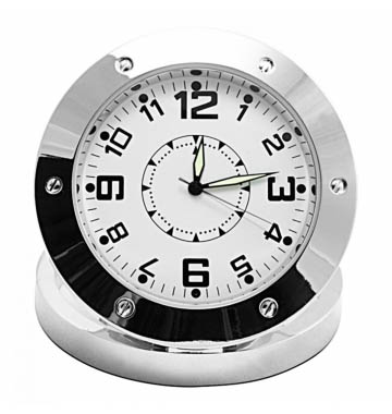 Table Clock 720P Camera DVR Video Recorder Hidden Cam Camcorder