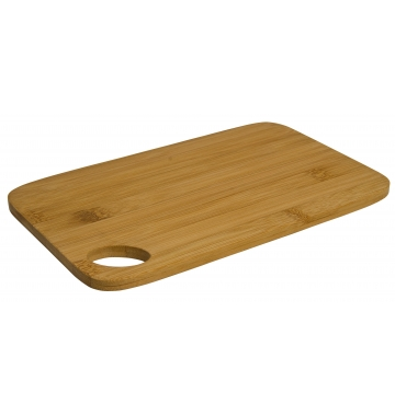 Unizoom Mini Bamboo Cutting Chopping Board 8x11 inch