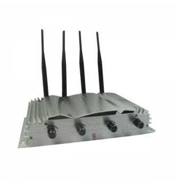 Super high power Mobile signal jammer Blocker for office