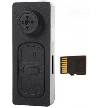 Spy mini Button Camera hd
